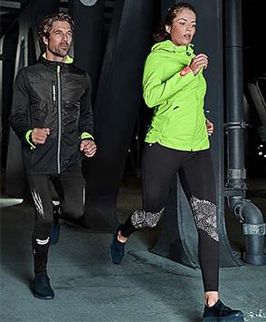 Női szélálló futódzseki
