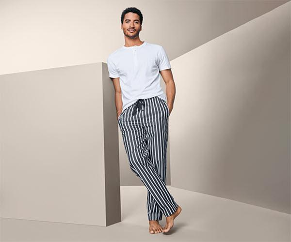 Férfi pizsamák & szabadidőruhák