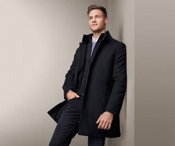 Férfi kabátok & dzsekik