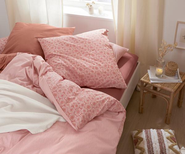 Ágyneműk & hálószobai textilek az alvás természetes élményéért