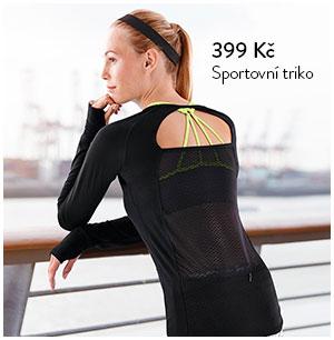 Sportovní triko s dlouhým rukávem Sexy Back