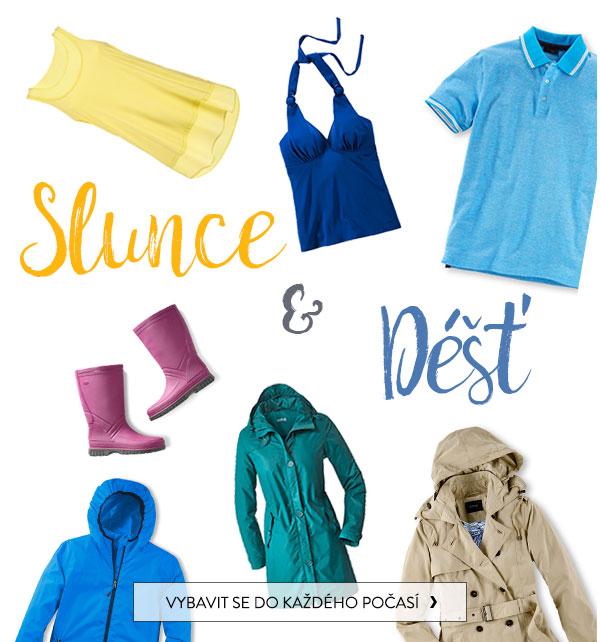 Oblečení do každého počasí