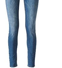 Silně tvarující džíny