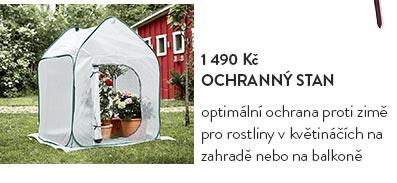 Ochranný stan na rostliny Pop-up