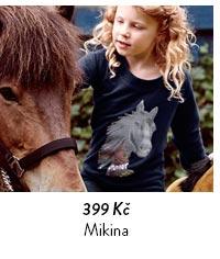 Mikina dětská s koněm