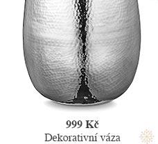 Dekorativní váza