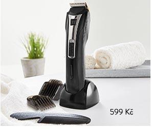 Zastřihovač vousů a vlasů