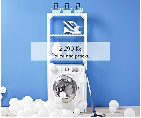 Police nad pračku