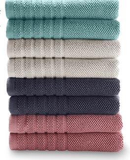Froté ručníky, 2 ks