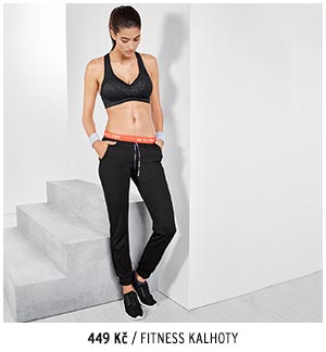 Fitness kalhoty
