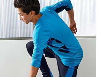Chlapecké sportovní kalhoty