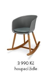 Zahradní houpací židle