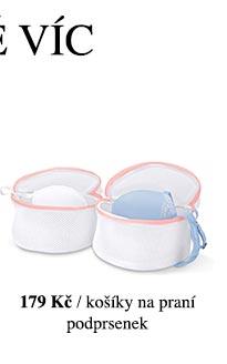 Ochranné košíčky na praní podprsenek