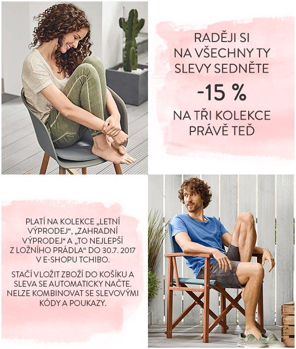 Tchibo sleva 15 % na vybrané kolekce a doprava zdarma - Slevový ... b949debfbb