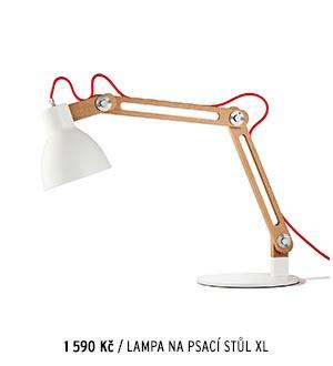 Lampa na psací stůl »XL«