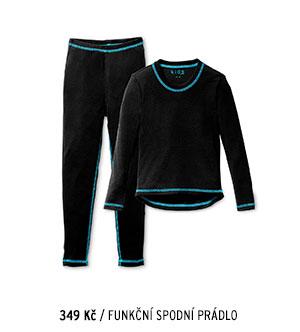 Funkční spodní prádlo