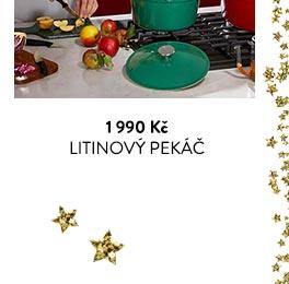 Litinový pekáč