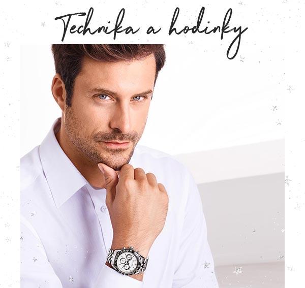 Technika a hodinky