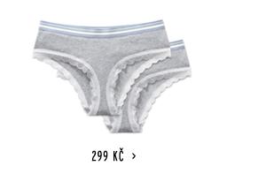 Kalhotky, 2 ks