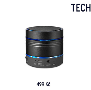 Reproduktor Bluetooth® se světelnými efekty