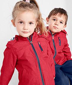 Kinder Oberbekleidung