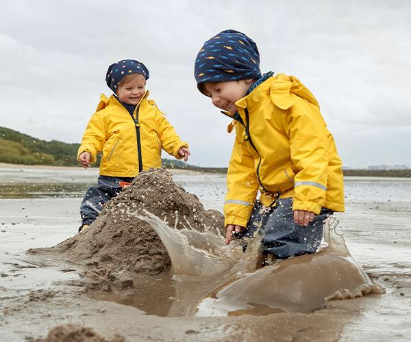Gyerekruhák a téli & átmeneti időszakra